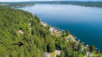 Bellevue Residential Lots & Land For Sale: 2015 W Lake Sammamish Pkwy SE