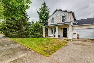 Olympia Single Family Home For Sale: 8314 15th Ave SE