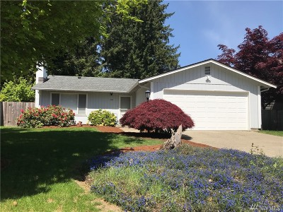 Tumwater Single Family Home Pending Inspection: 1152 40th Ave SE