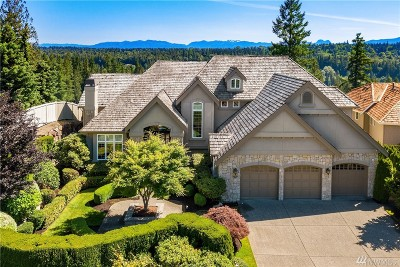 Sammamish Single Family Home For Sale: 27914 SE 24th Way