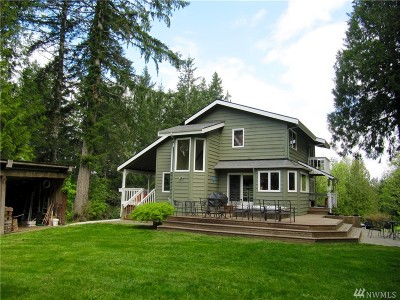 Belfair Single Family Home For Sale: 21400 E State Route 3 Hwy