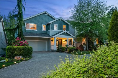 Snoqualmie Single Family Home For Sale: 7615 Dogwood Lane SE