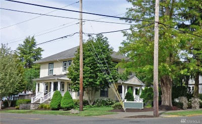 Olympia Commercial For Sale: 1204 4th Ave E