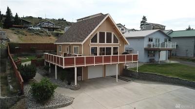 Orondo Single Family Home For Sale: 220 E Marine View Dr