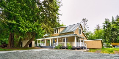 Oak Harbor Single Family Home For Sale: 420 Secluded Lane