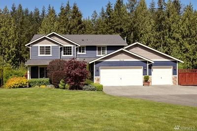 Lake Stevens Single Family Home For Sale: 7410 110th Ave NE