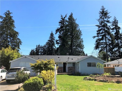 Edmonds Single Family Home For Sale: 8106 215th Place SW