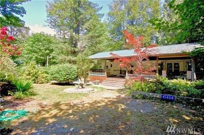 Concrete Single Family Home For Sale: 41404 North Shore Lane