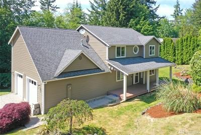 Bremerton Single Family Home For Sale: 8141 Meyerwood Lane NE