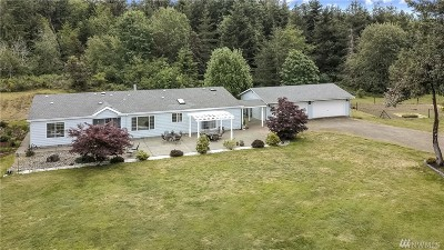 Pierce County Single Family Home For Sale: 5002 Whiteman Rd SW
