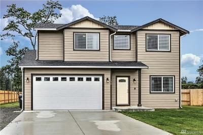 Rainier Single Family Home For Sale: 134 Carver Walk SE