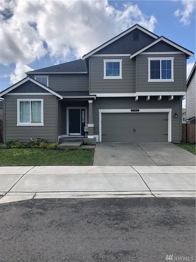 Orting Single Family Home For Sale: 1005 Ofarrell Lane NW