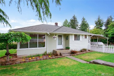 Burien Single Family Home For Sale: 1118 SW 158th St