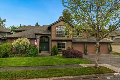 Lynnwood Single Family Home For Sale: 929 191st St SW