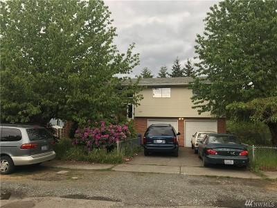 Tacoma Single Family Home For Sale: 9435 E D