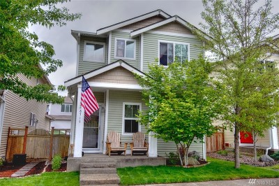 Lacey Single Family Home For Sale: 8714 Oslo Lane NE