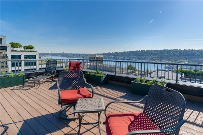 Seattle Condo/Townhouse For Sale: 900 Aurora Ave N #201
