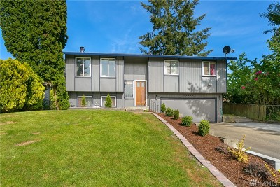 Kent Single Family Home For Sale: 23632 128th Ave SE