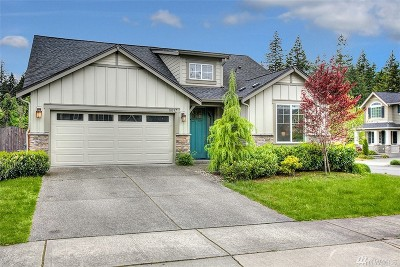 Redmond Single Family Home For Sale: 10397 243rd Ct NE