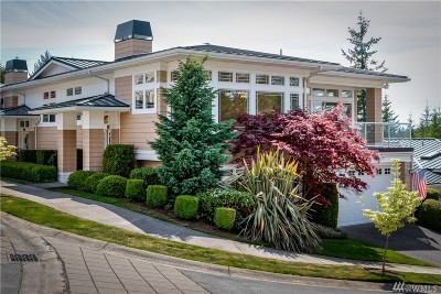 Gig Harbor Condo/Townhouse For Sale: 12224 59th Ave NW