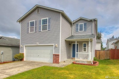 Puyallup Single Family Home For Sale: 8423 173rd St E