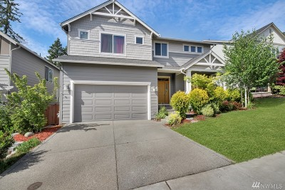 Puyallup Single Family Home For Sale: 3813 Highlands Blvd