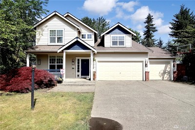 Bonney Lake Single Family Home For Sale: 11513 170th Ave E