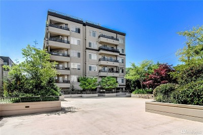 Seattle Condo/Townhouse For Sale: 900 Aurora Ave N #303