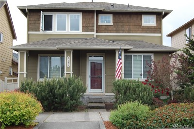 Lacey Single Family Home For Sale: 5823 66th Ave SE
