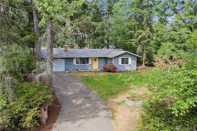 Gig Harbor Single Family Home For Sale: 13607 NW 136th St Ct