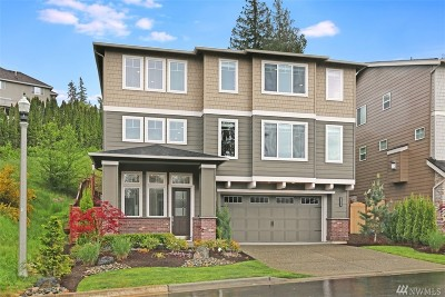 Issaquah Single Family Home For Sale: 5036 231st Ave SE