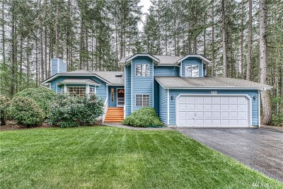 Port Orchard Single Family Home For Sale: 3194 SE Timberidge Ct