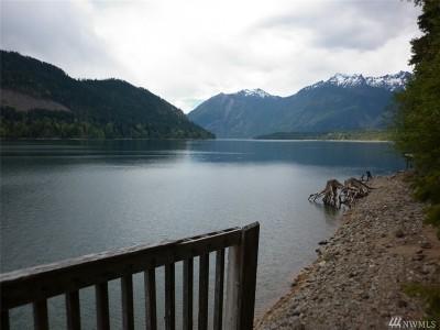 Mason County Residential Lots & Land For Sale: 5785 Lake Cushman Rd