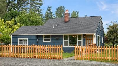 Shoreline Single Family Home For Sale: 1026 NE 170th St