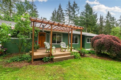 Redmond Single Family Home For Sale: 8304 219th Ave NE