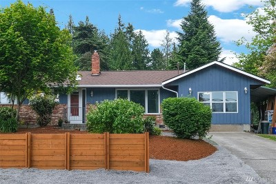 Snohomish Single Family Home For Sale: 1605 Terrace Ave