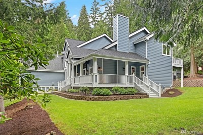 Issaquah Single Family Home For Sale: 14532 255th Ave SE