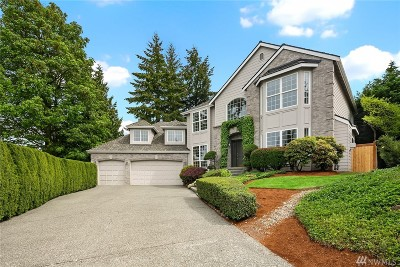 Issaquah Single Family Home For Sale: 5380 Eiger Place NW