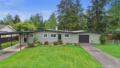 Maple Valley Single Family Home For Sale: 26916 218th Ave SE