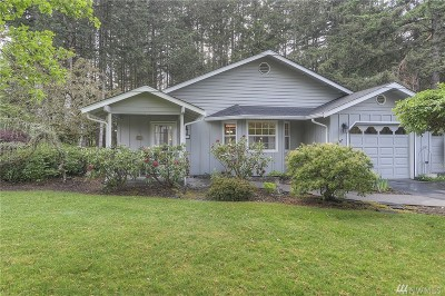 Olympia Single Family Home Pending: 9715 62nd Ave SE
