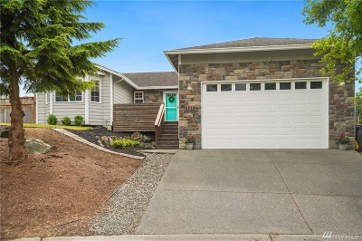 Snohomish Single Family Home For Sale: 5730 125th Place SE