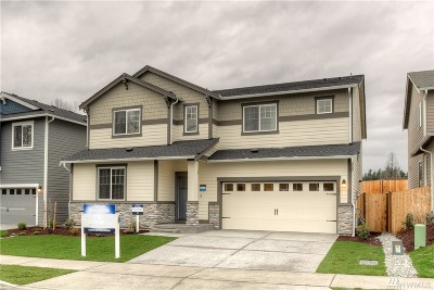 Federal Way Single Family Home For Sale: 35649 2nd Ave SW #9