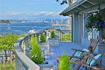 Bainbridge Island Single Family Home For Sale: 5887 Rose Lp NE