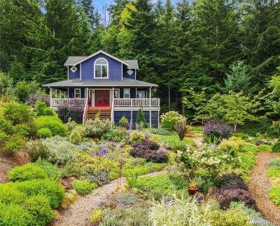 Vashon WA Single Family Home For Sale: $730,000