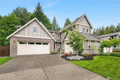 Sammamish Single Family Home For Sale: 1311 247th Place SE