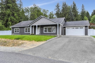 Snoqualmie Single Family Home For Sale: 37809 SE 88th St