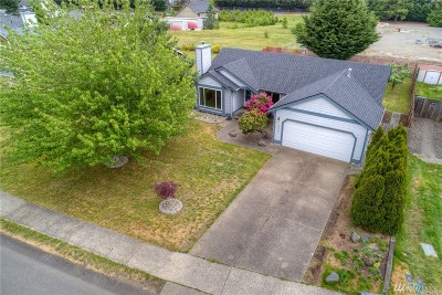 Spanaway Single Family Home For Sale: 21417 44th Ave Ct E