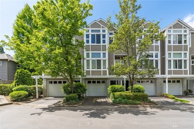 Kirkland Condo/Townhouse For Sale: 225 5th Place S