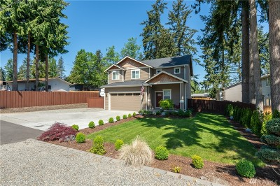 Federal Way Single Family Home For Sale: 2250 S 298th St