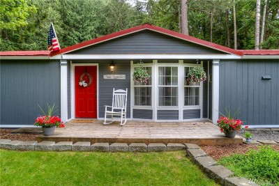 Orting Single Family Home For Sale: 19704 215th St E